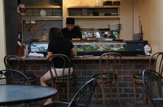 Blue Honu Restaurant Huntington Ny